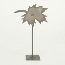 Herbstblatt Ahorn mittel