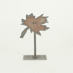 Herbstblatt Ahorn klein