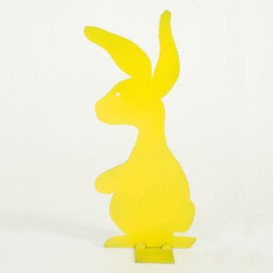 Hase farbig